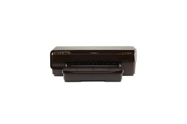 HP OFFICEJET 7110 WIDE FORMAT PRINTER A3 15 8PPM DC 12K RMPV 800 USB NIC WIFI EPRINT AIRPRINT 250 SHEET TRAY DUPLEX
