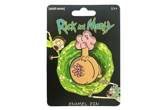 Rick and Morty Plumbus Enamel Pin