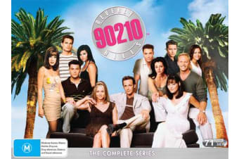 Beverly Hills 90210 Seasons 1-10 DVD Region 4