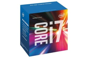 Intel Core i7 6700 3.4GHz Fan s1151 Skylake Boxed 3 Years Warranty (LS)