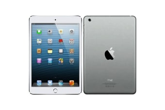 Used as demo Apple iPad Mini 3 16GB Wifi Silver (Local Warranty, 100% Genuine)
