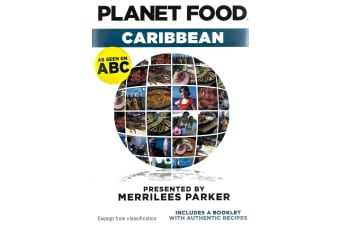 PLANT FOOD: CARIBBEAN - Series Region All Rare- Aus Stock DVD NEW