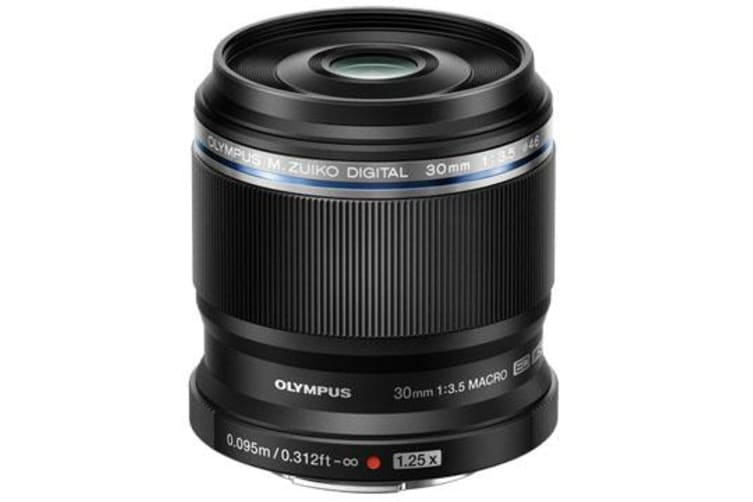 New Olympus M.Zuiko Digital ED 30mm f/3.5 Macro Lens (FREE DELIVERY + 1 YEAR AU WARRANTY)