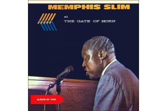 Memphis Slim ‎– At The Gate Of Horn BRAND NEW SEALED MUSIC ALBUM CD - AU STOCK
