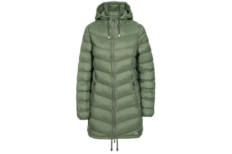 Trespass Womens/Ladies Rianna Casual Jacket (Basil) (XXS)