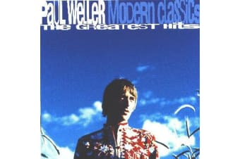 Paul Weller ‎– Modern Classics - The Greatest Hits PRE-OWNED CD: DISC EXCELLENT