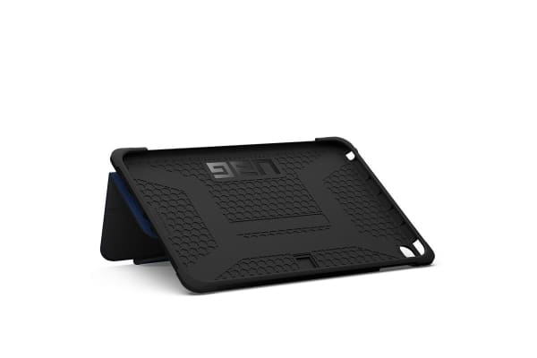 UAG Rugged Military Standard Folio Case for iPad Mini 4 (Cobalt/Black)