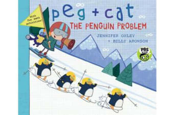 Peg + Cat - The Penguin Problem
