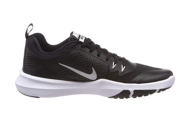 Nike Legend Trainer (Black/Metallic Silver/White, Size 8 US)