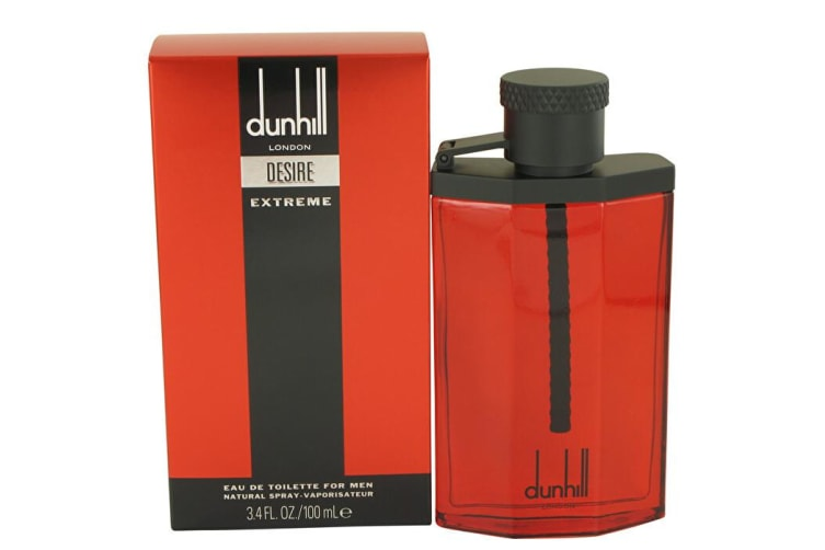 Alfred Dunhill Desire Red Extreme Eau De Toilette Spray 100ml