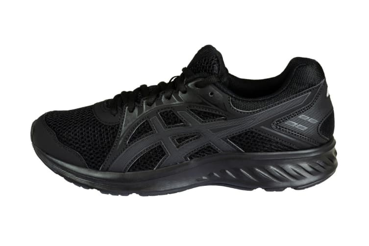 ASICS Men's JOLT 2 Running Shoes (Black/Dark Grey, Size 8.5)