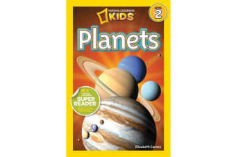National Geographic Kids Readers - Planets