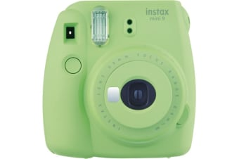FujiFilm Instax Mini 9 Instant Camera Lime Green