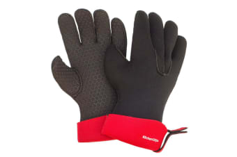 Cuisipro Kitchen Grips Chef's Glove Large Set of 2
