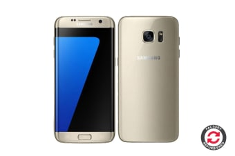 Refurbished Samsung Galaxy S7 Edge (32GB, Gold)