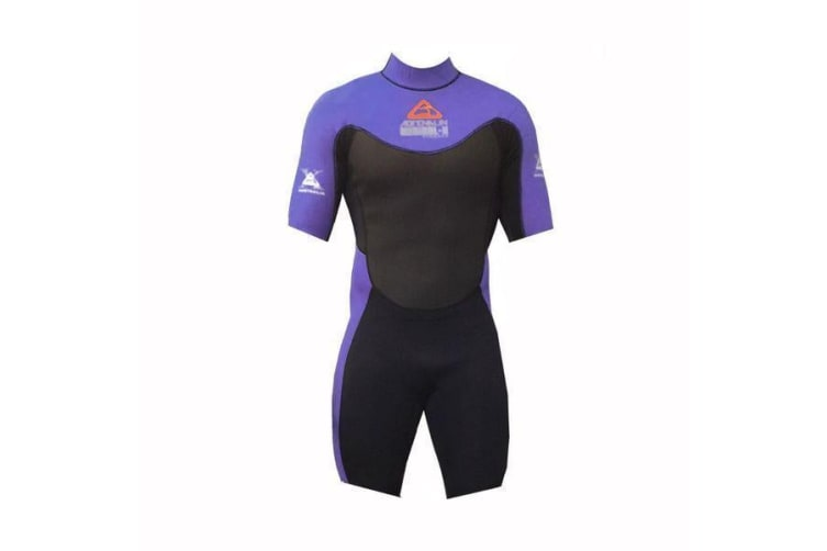 Adrenalin Radical-X Spring Super Stretch Adult Wetsuit X-Large (Blue)
