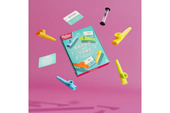 Kazoo That Tune Funny Musical Family Game