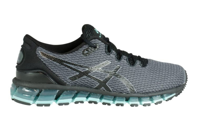 timeless design ed360 53557 ASICS Women's Gel-Quantum 360 SHIFT MX Running Shoe (Carbon/Black/Aruba  Blue, Size 10)