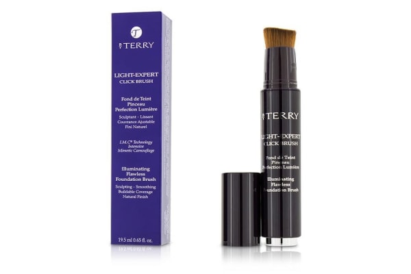By Terry Light Expert Click Brush Foundation - # 01 Rosy Light (19.5ml/0.65oz)