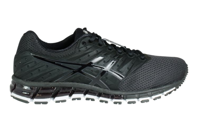 ASICS Men's Gel-Quantum 180 2 MX Running Shoe (Phantom/Black/White, Size 11.5)