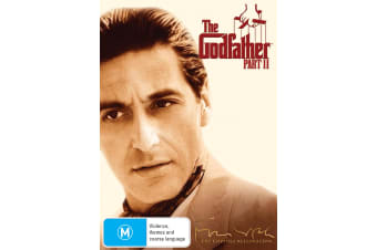 The Godfather Part II DVD Region 4