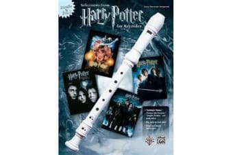 Selections from Harry Potter for Recorder - Book & Recorder