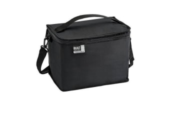 BUILT NY Icetec Collection Cube Lunch Bag Black