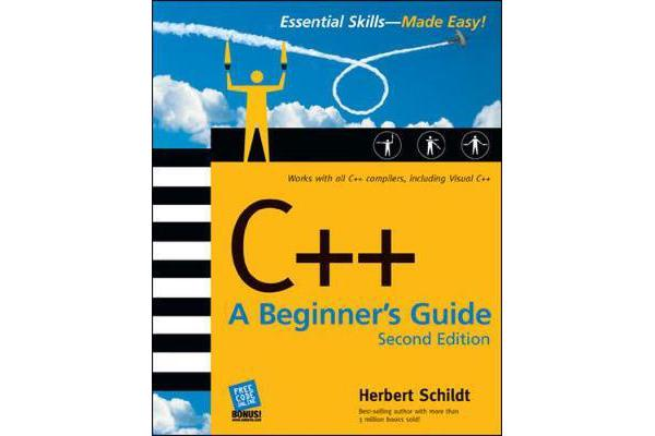 C++ - A Beginner's Guide, Second Edition