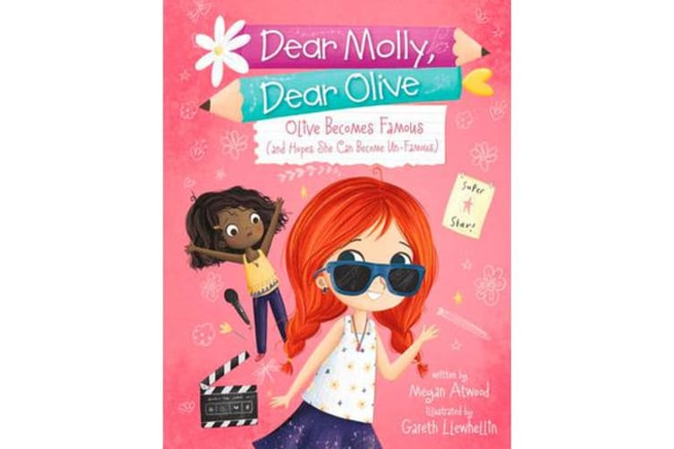 Olive Becomes Famous (and Hopes She Can Become Un-Famous) - (and Hopes She Can Become Un-Famous)