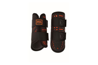 Majyk Equipe Elite XC Boots (Orange/Black)