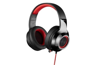 Edifier G4 7.1 Virtual Surround Sound Gaming Headset - Red (SPE-G4-RED)