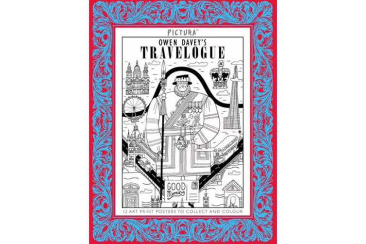 Pictura Poster Book - Travelogue