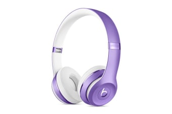 Beats Solo3 Wireless Headphones (Ultraviolet)