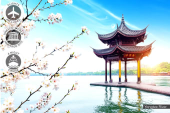 CHINA: 16 Day Stunning China Tour Including Flights for Two