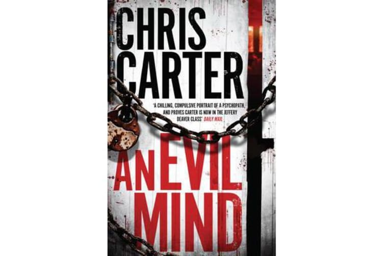 An Evil Mind - A brilliant serial killer thriller, featuring the unstoppable Robert Hunter