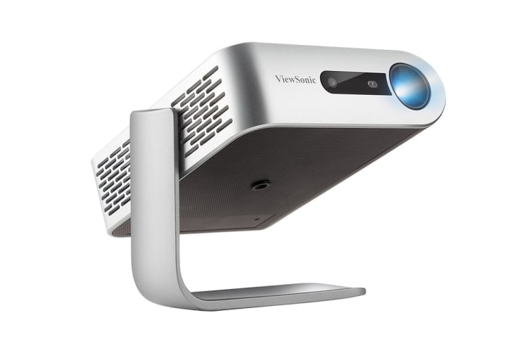 ViewSonic LED WiFi Bluetooth Portable Projector (M1+)