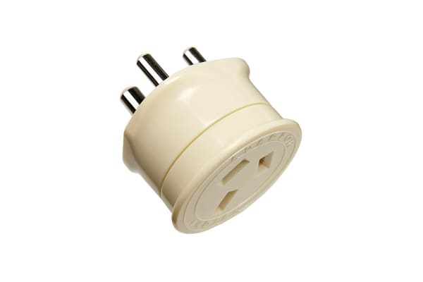 Korjo Single Travel Adapter (India)