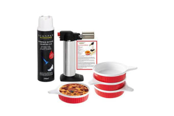 Scanpan Creme Brulee Set