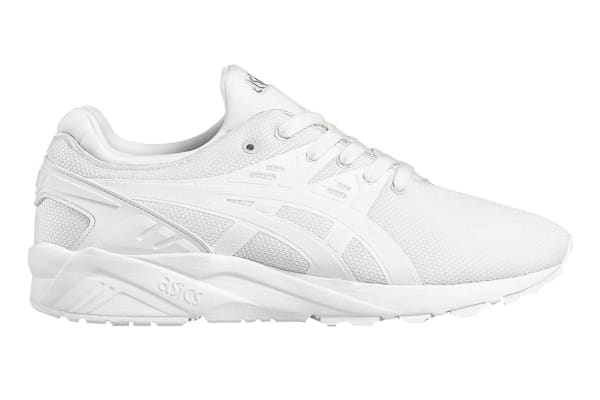 ASICS Tiger Unisex Gel-Kayano Trainer EVO Shoe (White/White, Size 8)