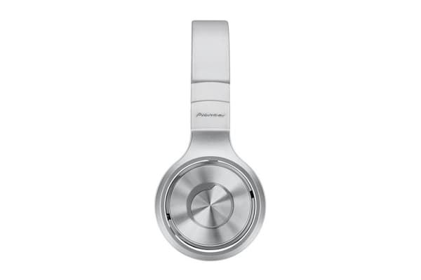 Pioneer Club Sound On-Ear Headphones - Silver (SEMX8S)