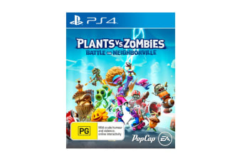 PvZ Battle for Neighborville (Playstation 4)
