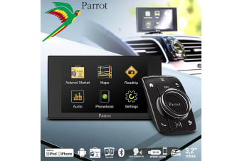 PARROT ASTEROID MINI BLUETOOTH MOBILE SMARTPHONE MULTIMEDIA HANDSFREE HANDS FREE