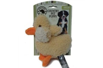 Country Pet Puppy Toy (Duck) (One Size)