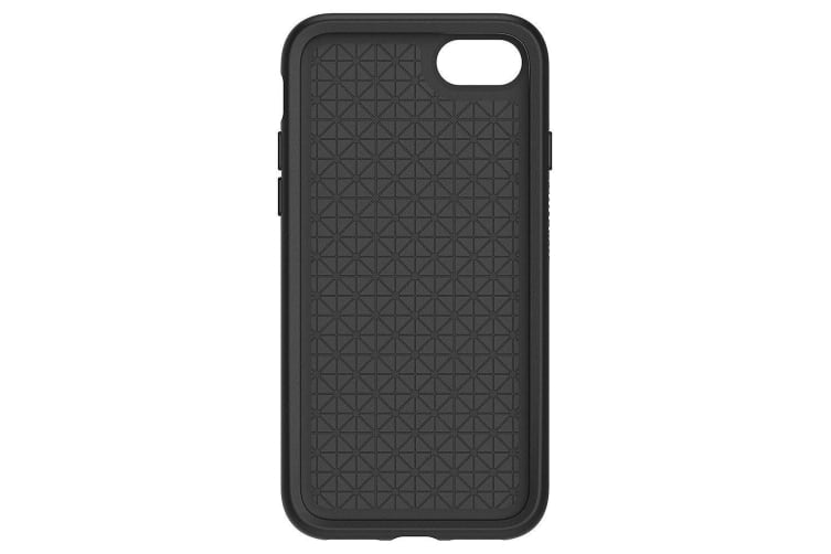 OtterBox Matte Black Symmetry Slim/Sleek Protection Cover/Case for iPhone 7/8