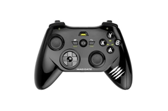 Mad Catz Micro CTRL R Gamepad Game Controller for Samsung/Android Devices - Black