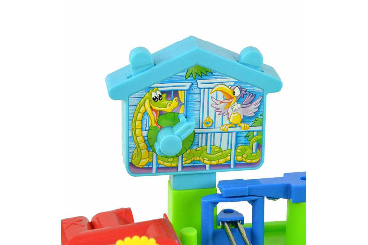 Tomy Screwball Scramble Obstacle/Maze Activity Game Play Kids/Child 5y+