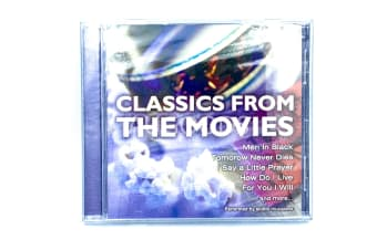 Classics From The Movies by Studio ians BRAND NEW SEALED MUSIC ALBUM CD
