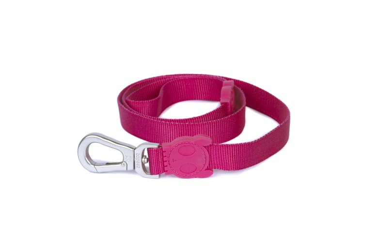 Zee Dog Dog Lead (Pink A Boo) (Small)
