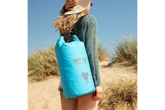 Dry Ice Insulated Cooler/Dry Bag 15L | Keeps Drinks Cool For 24Hrs!