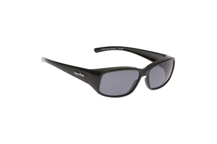 Smoke Ugly Fish Over Glasses P106 Adult Sunglasses - Adult Fishing Sunnies